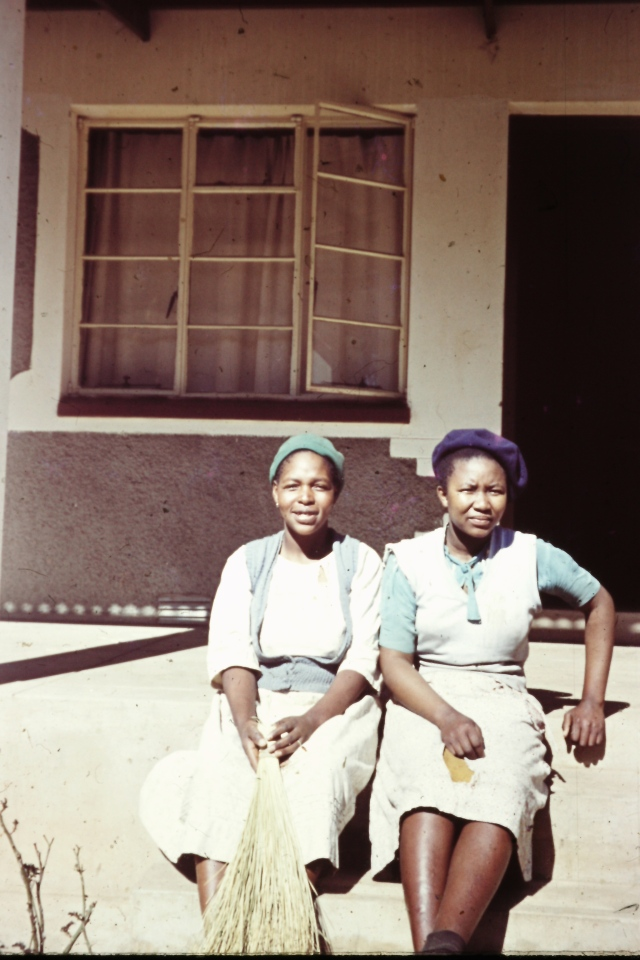 Hotel Staff; Free State 1957