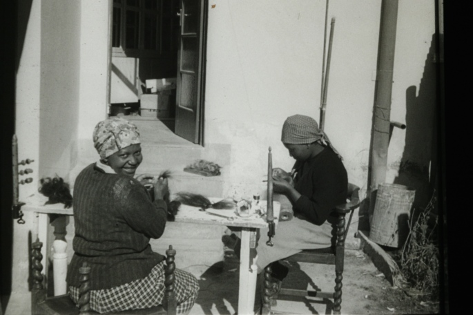 Wigmakers; Free State, South Africa