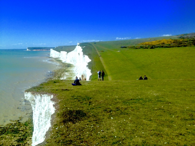 A feast for the eyes: the Seven Sisters along the Sussex Heritage Coast
