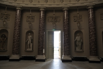 Stowe House Interior