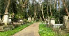 When a man is tired of London, he should head to Highgate Cemetery