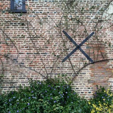 Enduring brickwork