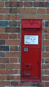 Postbox from the reign of Queen Victoria