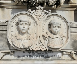 Family Grosso tomb