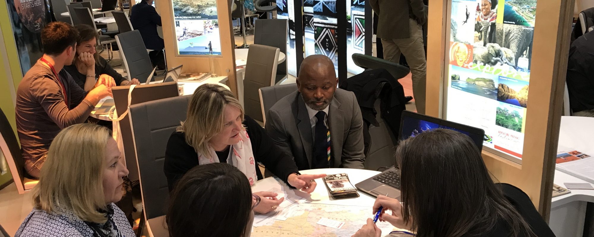Eastern Cape at WTM