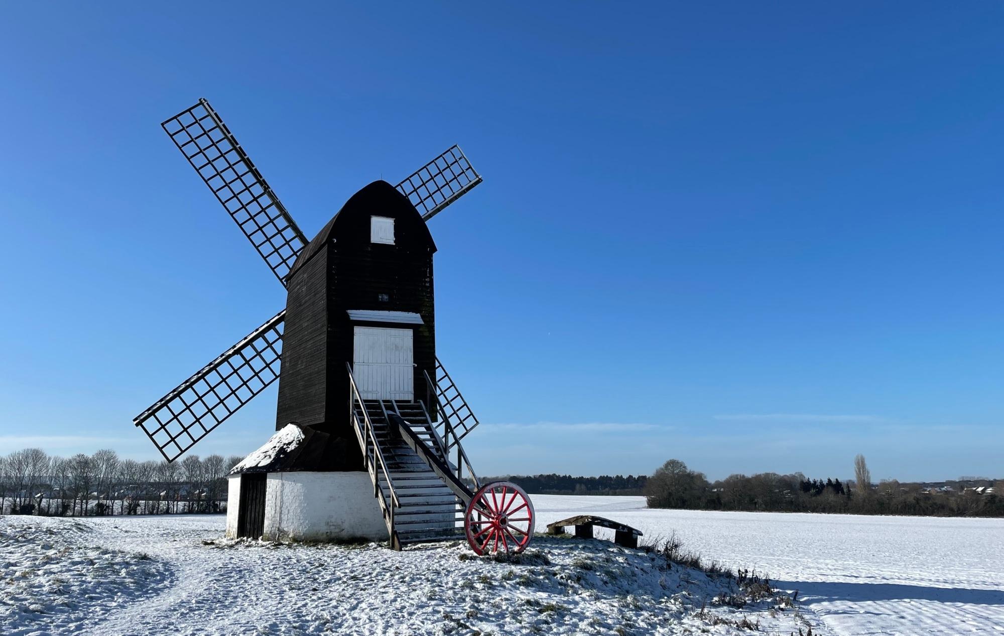 Pitstone Windmills